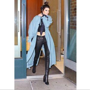 Level 99 Janice Ultra Skinny Leather Stretch Pants